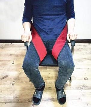 Silla De Ruedas Anti-Slide Cinturones De Seguridad Glúteos Transpirable Banda De Restricción Muslo Banda Fija De Sujeción,Red: Amazon.es: Salud y cuidado ...