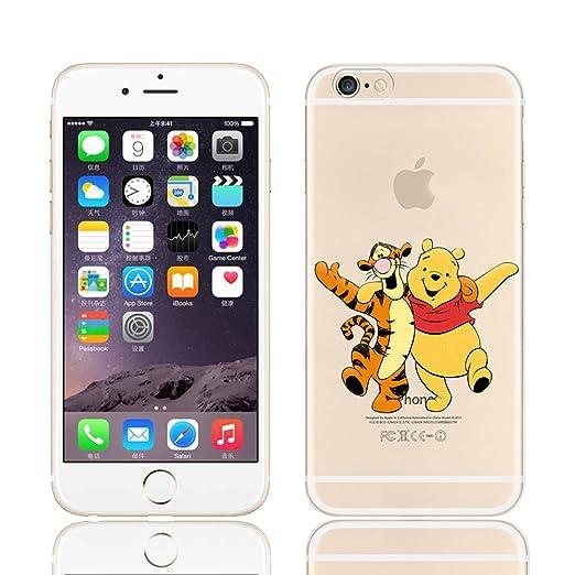 206 opinioni per Disney PRINCESS;MINIONS;WINNIE ;trasparente in poliuretano per iPhone-Cover per