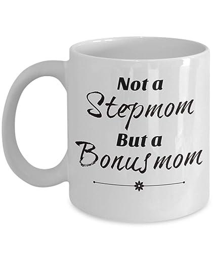 amazon com bonus mom cool stepmom mug great gifts for stepmom as