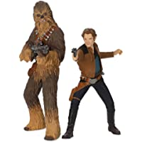 Hallmark Cards Han Solo and Chewbacca Xmas Keepsake Ornament