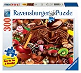 Ravensburger Chocolate Overload Jigsaw Puzzle, Large Format, 300-Piece