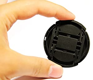 Lens Cap Cover Keeper Protector for Nikon AF-S DX NIKKOR 18-55mm f/3.5-5.6G VR II Lens