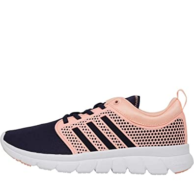 adidas cloudfoam ladies trainers