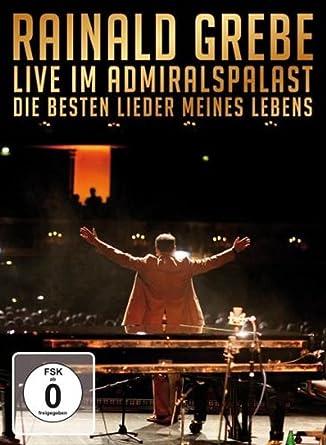 cd Künstler Die Besten Lieder Meines Lebens Rainald Grebe DVD