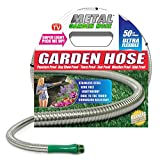 The Original Metal Garden Hose (50')