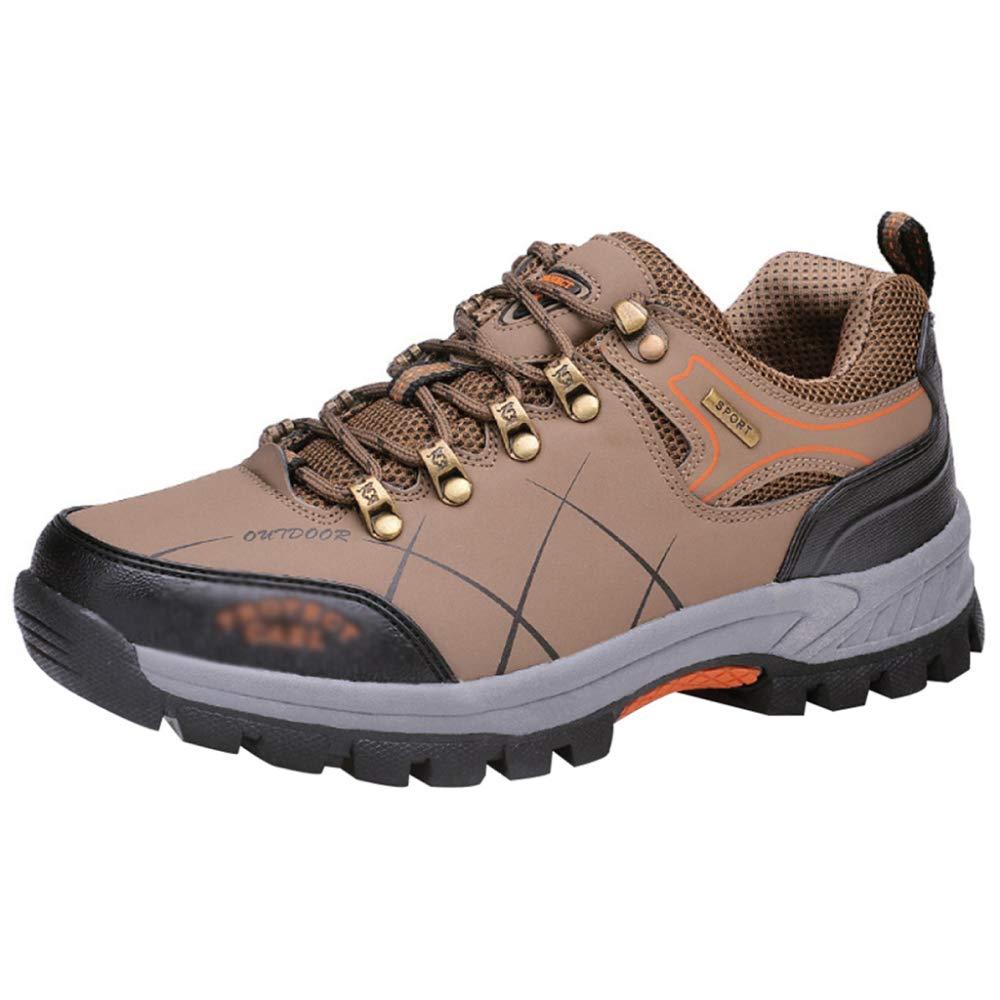Trekking-Sport-Schuhe Der Männer Im Freien Wandernde Gehende Schuhe Gleitschutzschuh Passend Für Das Kampierende Gelände Der Männer