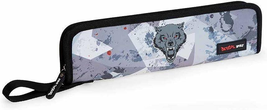 Busquets Funda Flauta Bestial Wolf by DIS2: Amazon.es: Juguetes y juegos
