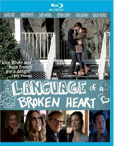 Language of a Broken Heart [Blu-ray] by House Lights Media by Rocky Powell