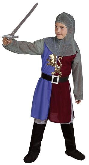 Boys Toys Disfraz Caballero Medieval 5-6 años: Amazon.es ...