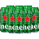 Cerveza Heineken 24 Latas de 473ml