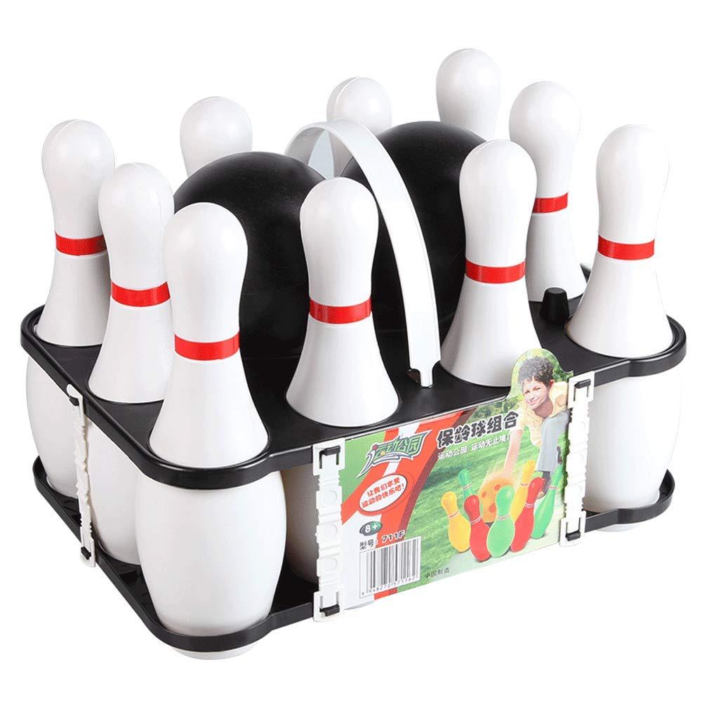 子供のおもちゃ知的発達ボウリング子供屋内屋外スポーツボウリング赤ちゃん早期教育手と目の調整のおもちゃ B07KMY9SLR, 革製品の専門店 Life Light Love:1edcfb2b --- m2cweb.com