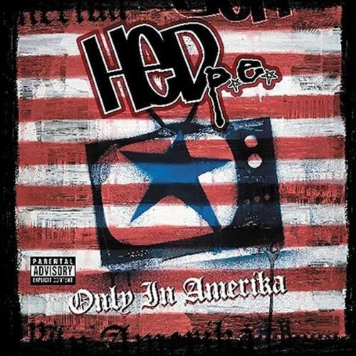 (Hed)pe - Only In Amerika EP - Zortam Music