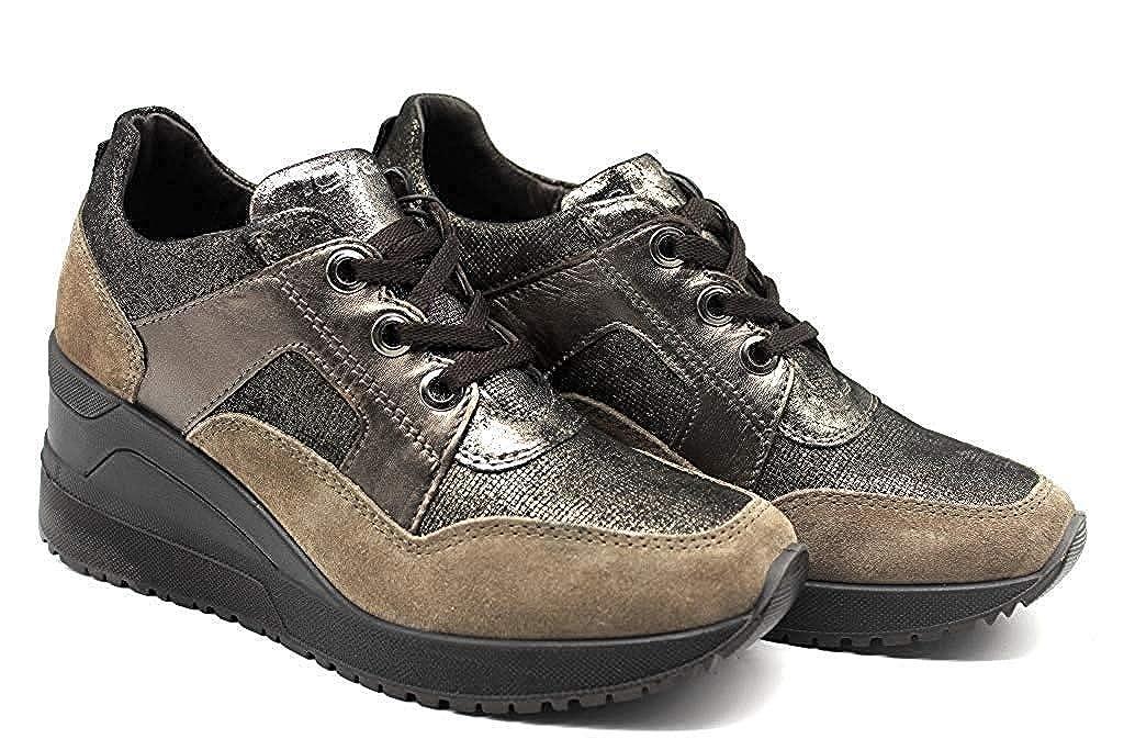 IGIeCO 4143122 Visone Sneakers Scarpe Donna Calzature Casual
