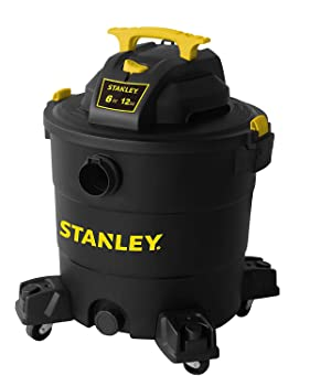 Stanley 12 Gallon 6 HP Wet Dry Vacuum Cleaner