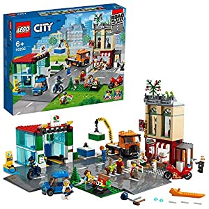 LEGO Town Center Building Blocks...