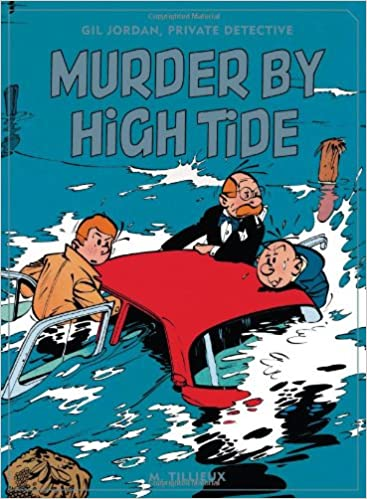 Murder By High Tide HC (Gil Jordan)