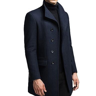 Manteau femme caban noir