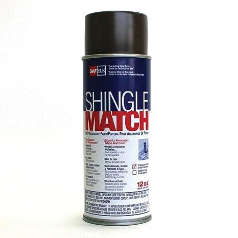 Gaf Shinglematch Spray Paint Barkwood