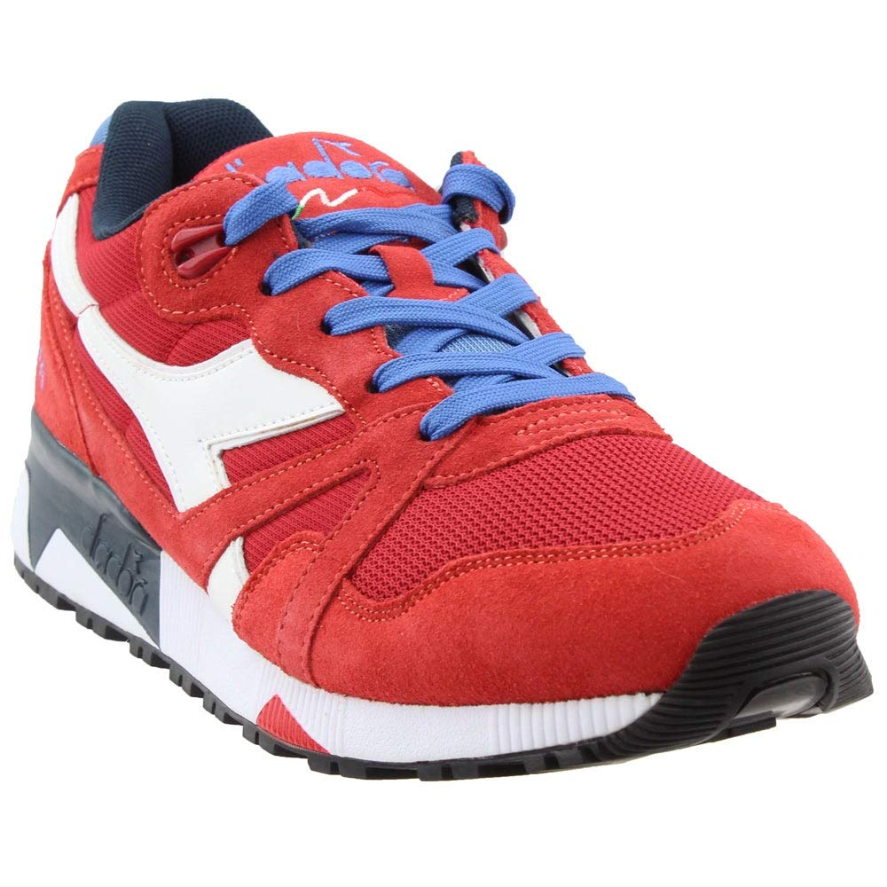 Diadora Mens N9000 Iii Running Casual Sneakers,