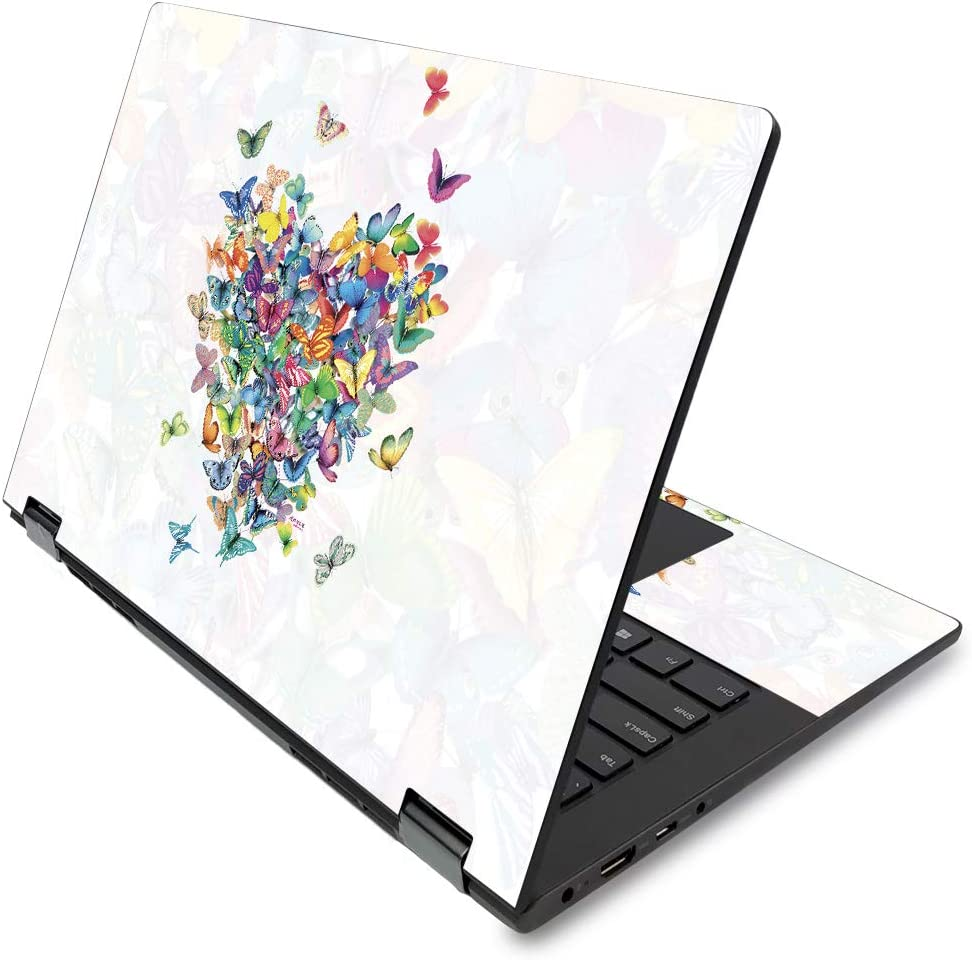 """MightySkins Skin for Lenovo Flex 14"""" (2019 No Fingerprint Scanner) - Wildheart 
