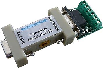 Nuevo-convertidor adaptador RS 232 rs485 rs232 to RS 485