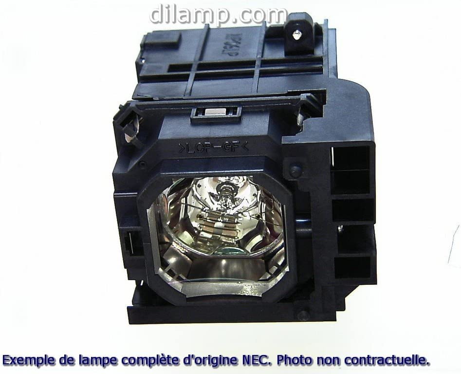 NP3250WG2 NEC Projector Lamp Replacement with Original Quality Philips Brand Bulb Inside