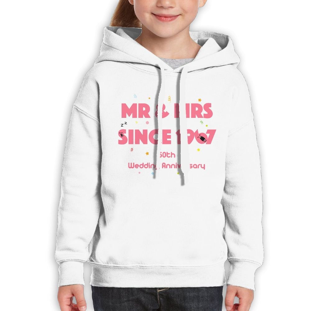 Since 1967 50th Wedding Married Anniversary Teenage Girl Classic Funny Hoodies Designer