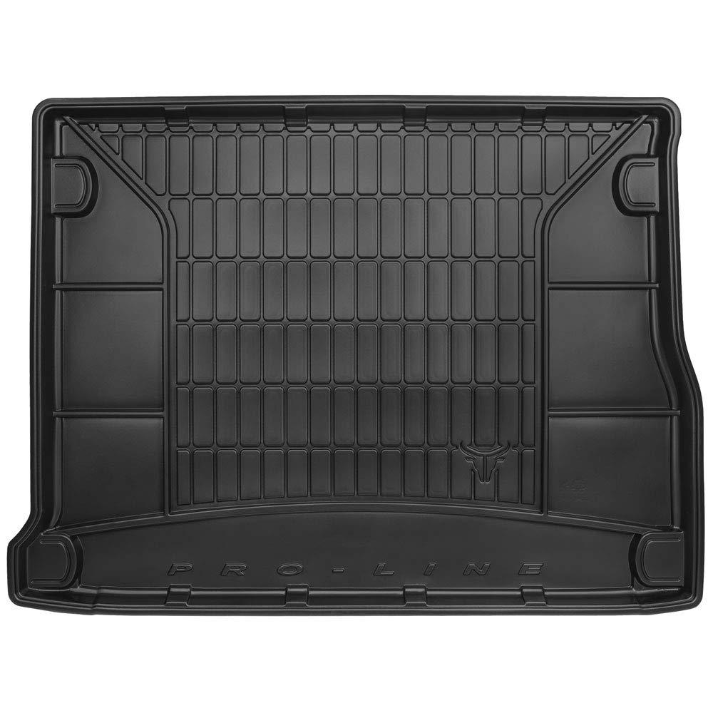 DBS 1766584 Tapis Auto-sur Mesure-Bac de Coffre pour Voiture-Rebords Sur/élev/és-Caoutchouc Haute qualit/é-Antid/érapant-Simple dentretien-1766584