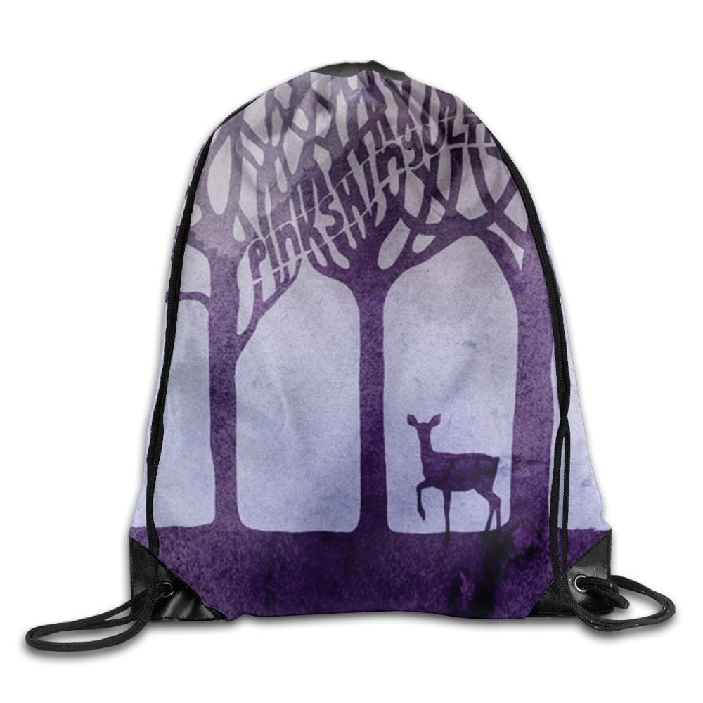 Fairy Tale Drawstring Backpack Rucksack Shoulder Bags Training Gym Sack For Man And Women