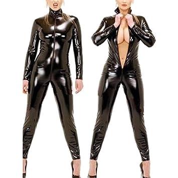 Porno leather latex
