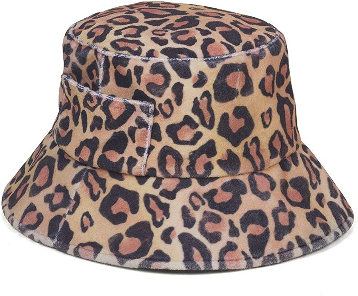 Lack of Color Womens Wave Printed Terrycloth Bucket Hat