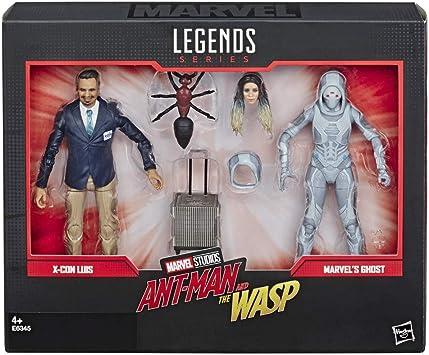 Marvel Classic - Legends Ant Man (Hasbro E6345E48): Amazon.es ...