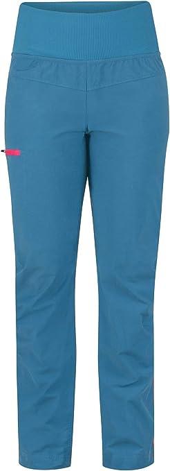Marmot Wms Dihedral Pant - Wms Dihedral Pant, Pantalones Escalada, Pantalones Trekking y Outdoor, elásticos y Transpirables Mujer