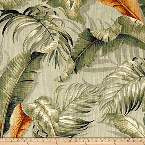 Waverly Home Decor Fabrics (Tommy Bahama Home Dec Palmiers Nutmeg Fabric By The Yard)
