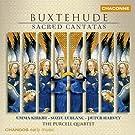 Buxtehude: Sacred Cantatas, Vol 1 /Kirkby * Leblanc * Harvey * Purcell Quartet