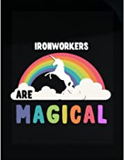 Flippin Sweet Gear Ironworkers Are Magical - Sticker
