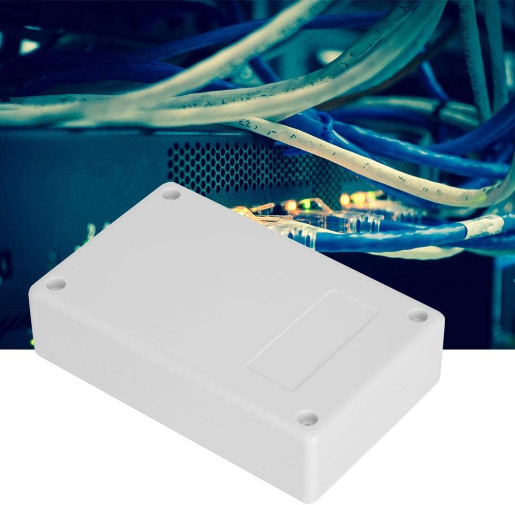 bo/îte de connexion de c/âblage de carte de circuit imprim/é antistatique 125x80x35mm Bo/îtier de projet /électronique PCB bo/îtes /électriques
