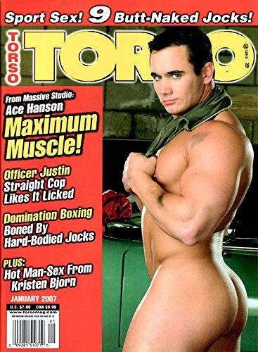Asian gay cum magazine