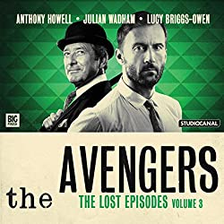 The Avengers - The Lost Episodes, Volume 03