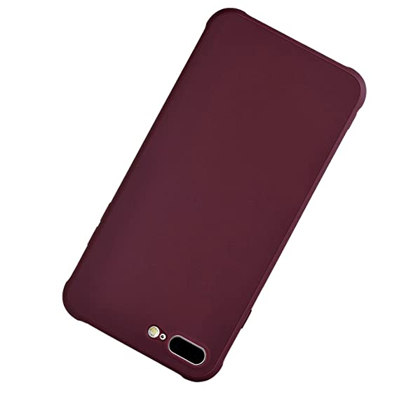 iphone 8 burgundy case