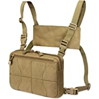 WYNEX Recon Kit Bag, Tactical Combat Chest Pack