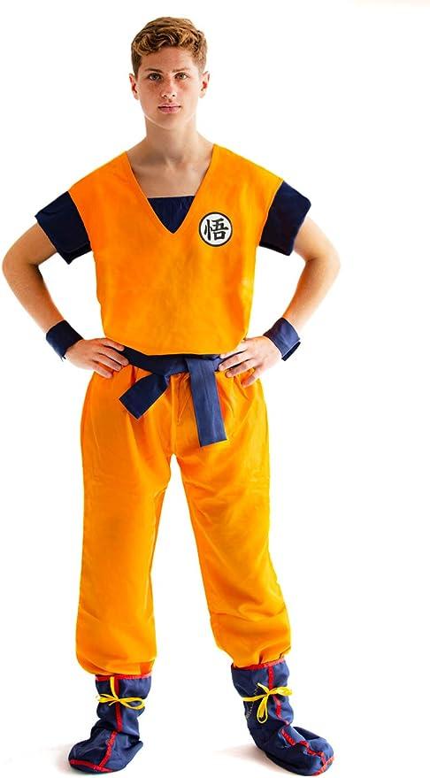 CoolChange disfrace Cosplay de Son Goku de la Serie La Bola del ...