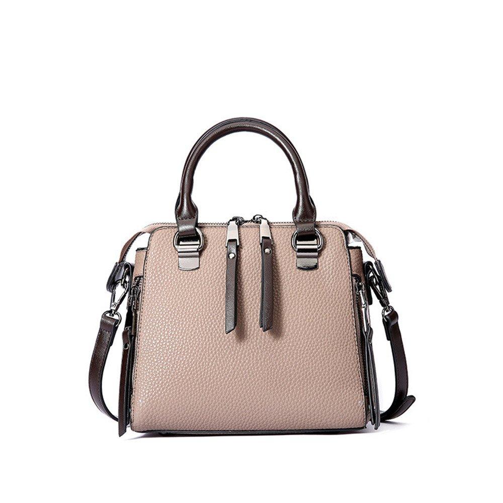 FangYOU1314 Einfache Einfache Einfache Schulter Slung Handtasche PU Wasserdichte Handtasche (Farbe   Braun) B07FQGDZQW Umhngetaschen Ab dem neuesten Modell 5750e8