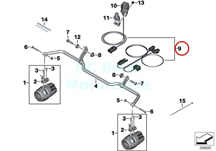 Driving Light Wiring Harnes