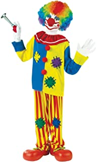 Big Top Clown Kids Costume