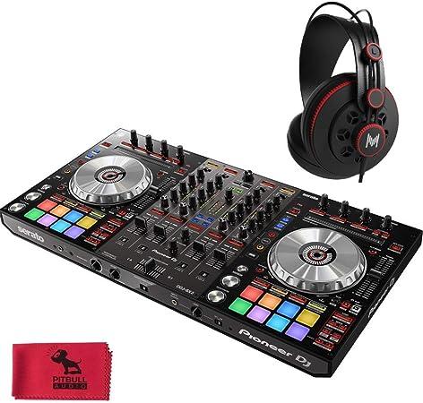 Pioneer DJ DDJ-SX3 4-Channel Serato Controller