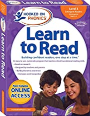 Hooked on Phonics Learn to Read - Level 3: Emergent Readers (Kindergarten | Ages 4-6) (Volume 3)