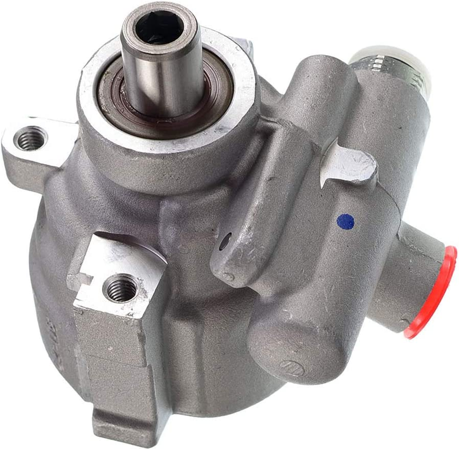 Power Steering Pump Fit For Chevrolet SSR Trailblazer GMC Envoy Isuzu Ascender