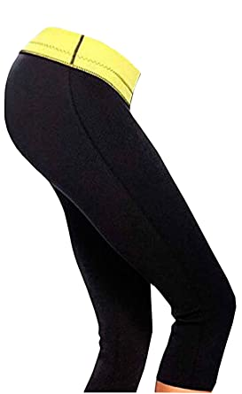 a86bdc0d43d34 Amazon.com  Women Thermo Sweat Hot Neoprene Body Shaper Slimming ...
