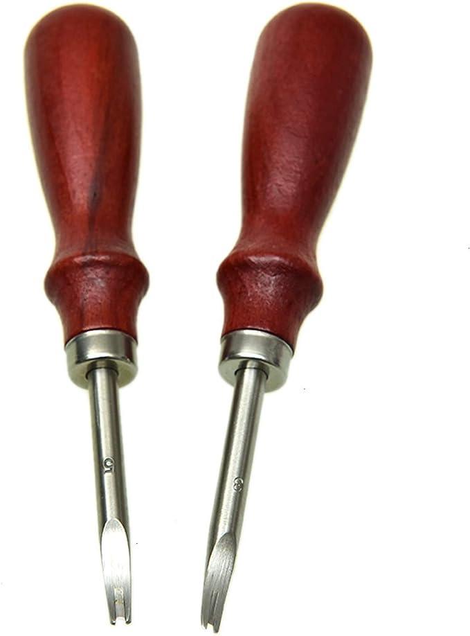 Basteln, Malen & Handarbeiten Lederverarbeitung Leder Edger ...